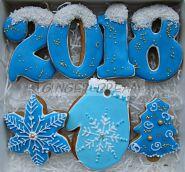 Корпоративные подарки на Новый Год Бизнес подарки новогодние